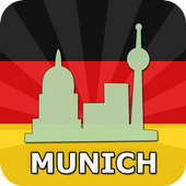 Munich Travel Guide Free icon
