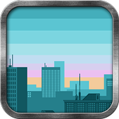 Cityscape Live Wallpaper icon