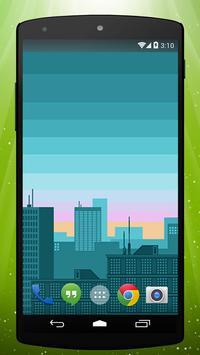Cityscape Live Wallpaper poster