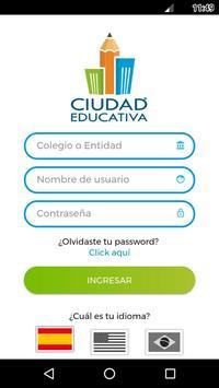 Ciudad Educativa poster