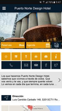 Puerto Norte Design Hotel poster