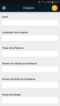 Puerto Norte Design Hotel apk screenshot