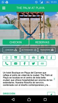 Hotel The Palm at Playa poster