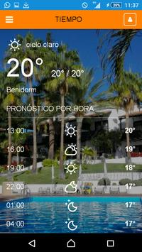 Hotels GF Benidorm apk screenshot