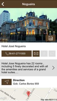 Hotel José Nogueira screenshot 1