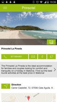 Prinsotel La Pineda poster