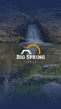 City of Big Spring poster