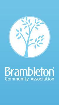 Brambleton Community App poster