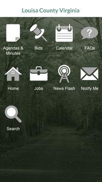 Louisa County VA screenshot 1