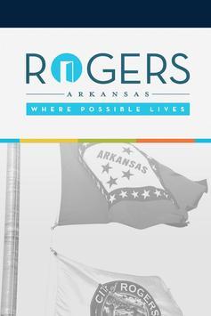 Rogers Arkansas poster