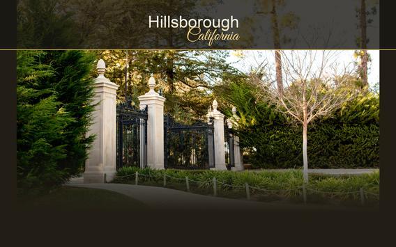 Hillsborough CA apk screenshot