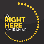 Its Right Here In Miramar icon