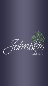 City of Johnston IA poster