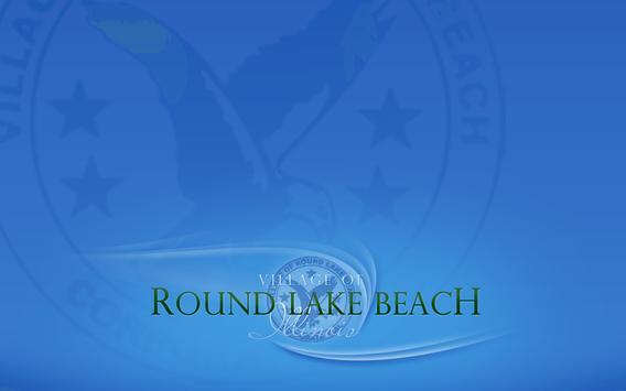 Round Lake Beach apk screenshot