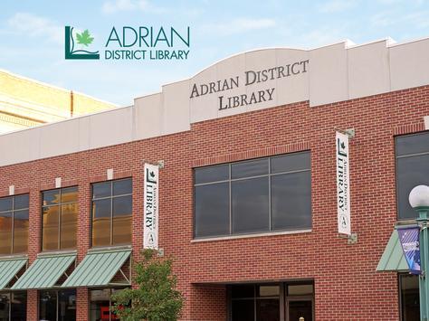 Adrian District Library screenshot 3