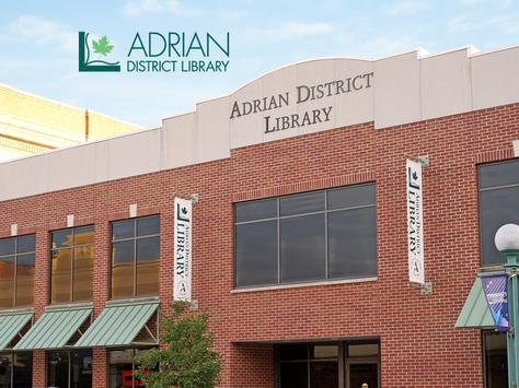 Adrian District Library screenshot 3