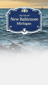 City of New Baltimore MI poster