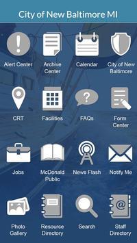 City of New Baltimore MI screenshot 1