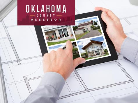 Oklahoma County Assessor screenshot 3