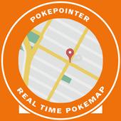 PokePointer:Real Time PokeMap icon