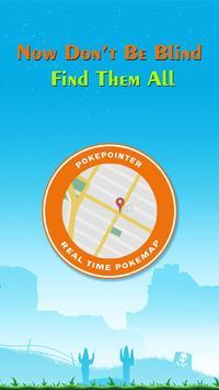 PokePointer:Real Time PokeMap apk screenshot