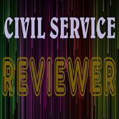 Civil Service Reviewer icon