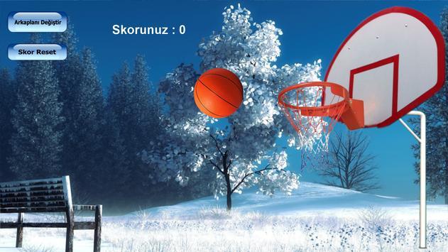 Freestyle Basketball Shooter apk screenshot