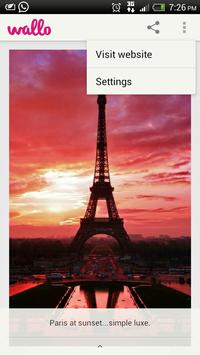 Wallo apk screenshot