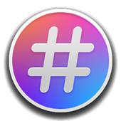 Live Hashtag icon