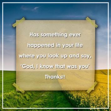 God's Quotes apk screenshot