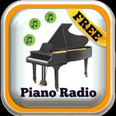Piano Music Radio icon