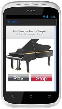Piano Music Radio screenshot 1