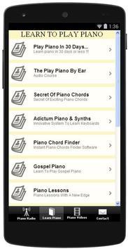 Piano Music Radio screenshot 3