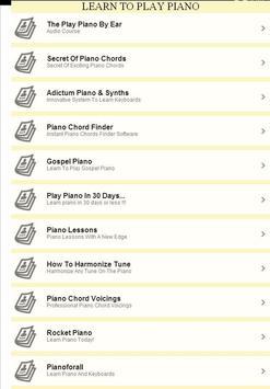 Piano Music Radio screenshot 4