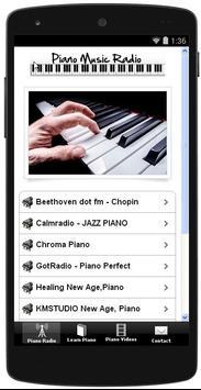 Piano Music Radio screenshot 5