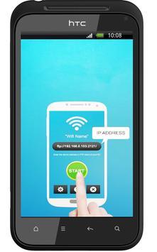 Pro WiFi Data Sharing poster