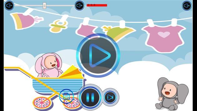 Canción De Cuna Para Bebés. screenshot 1