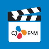 CJE&M 영화채널 연동형 서비스 icon