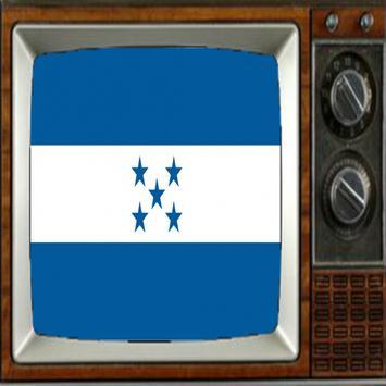 Satellite Honduras Info TV poster