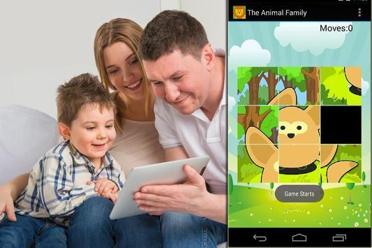 The Animal Family apk screenshot