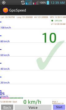 free speedometer voice alert screenshot 5