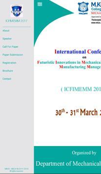 ICFIMEMM 2017 screenshot 1