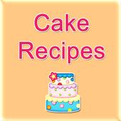 Amazing Cake Recipes icon