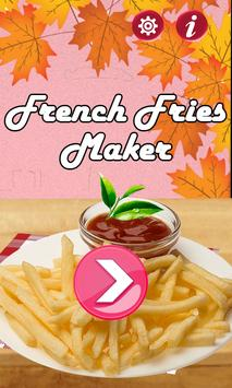 French Fries Maker poster