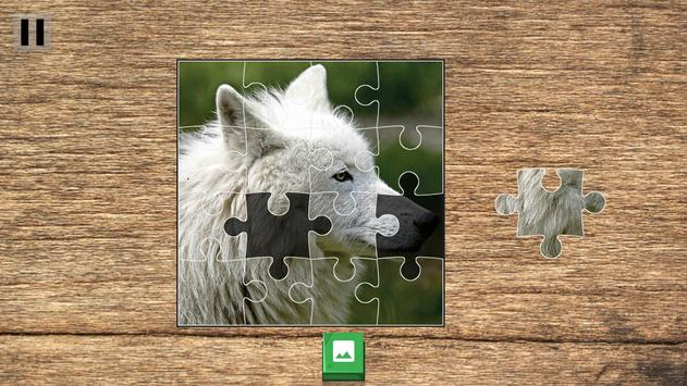 Animal Jigsaw puzzle screenshot 1