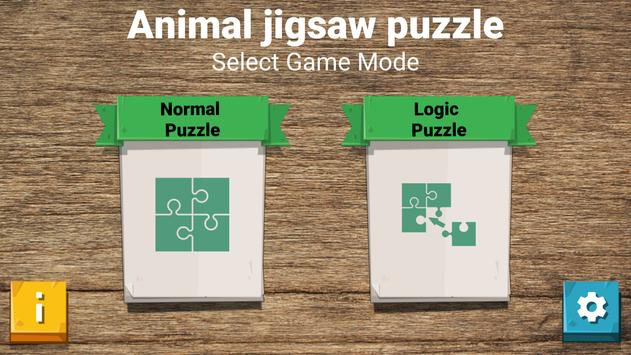 Animal Jigsaw puzzle screenshot 9