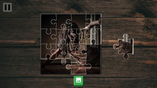Scary Jigsaw puzzle screenshot 1