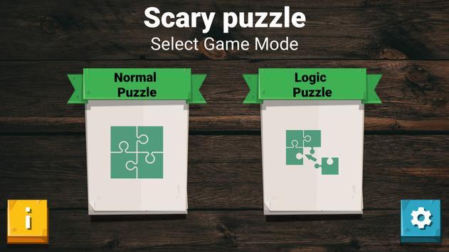 Scary Jigsaw puzzle screenshot 9