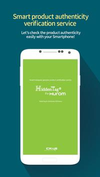 HiddenTag For Hurom poster