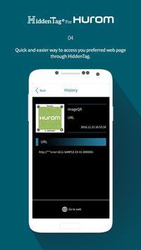 HiddenTag For Hurom apk screenshot